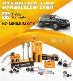 차는 닛산 Navara D40 54618-Ea000를 위한 안정제 링크를 분해한다