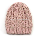 Cappello lavorato a maglia più nuovo disegno di modo di alta qualità