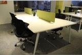 La última partición fresca sucinta moderna del escritorio del sitio de trabajo del diseño 2016 para 2 personas