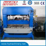 HPB-100/1010 de acero hidráulico tipo de máquinas de curvar platos