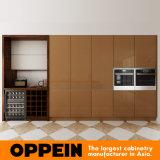 南アフリカ共和国のプロジェクトのラッカー木製の大きい現代食器棚(OP15-L26)
