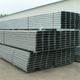 C galvanizado Section Steel para Steel Structure