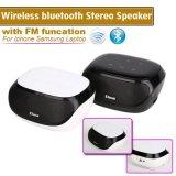Beweglicher aktiver Minidrahtloser Bluetooth Audiolautsprecher der stereolithographie-FM