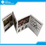 Schang-Hai Full Color Flyer Printing con Factory Price