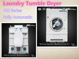 Máquina de secagem da lavanderia industrial do secador do aquecimento 15kg Fully-Automatictumble da eletricidade
