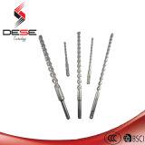 SDS Drill Bits Cross Head Round Handle Drill Bit (4 tête de coupe)