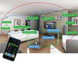 Kontrollsystem Fabrik-Preis-gute QualitätsDomotic intelligentes Hauptautomatisierung Zigbee APP-WiFi
