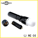 200lm antorcha portable ajustable impermeable del aluminio LED (NK-1868)