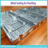 工具細工の押すことを押す工場提供のPuchingアルミニウム型は停止する