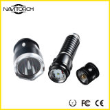 Lúmens do diodo emissor de luz do CREE XP-E 280 Waterproof a tocha antiderrapagem do diodo emissor de luz (NK-1866)