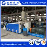Chaîne de production en plastique de pipe d'enroulement de HDPE/ligne d'extrusion/machine d'extrudeuse
