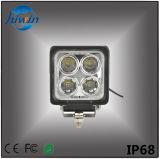 Indicatore luminoso del lavoro del LED per la lampada dell'automobile di alta qualità del fascio dell'inondazione del punto di pollice 40W delle automobili 4 per il camion fuori strada di UTV SUV
