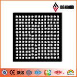 Панель конструкции Ideabond высеканная CNC алюминиевая Perforated для украшения украшения потолка напольного от поставщика Китая