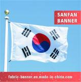 Bandiera nazionale all'ingrosso di alta qualità di stampa