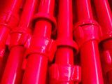 DIP лесов замка чашки горячий гальванизированный для безопасного строительного проекта