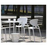 一義的な様式の高品質のドアPPのプラスチック食事の椅子