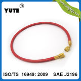 Tuyau jaune rouge de réfrigérant du bleu SAE J2196 R134A de PRO constructeur