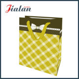 El boutique que empaqueta insignia barata de encargo vende al por mayor la bolsa de papel para la ropa