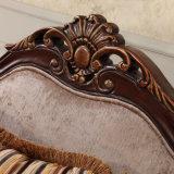 De klassieke Houten Zetel van de Liefde van de Laag van de Stof en Bank van het Huis van de Lijst van de Stoel de Antieke Vastgestelde Klassieke voor Woonkamer