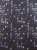 Tissu de polyester d'impression d'Oxford 420d 600d Ripstop Cameleon avec PVC/PU