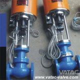Getto Carbon o Stainless Steel Flow o Pressure Globe Control Valve