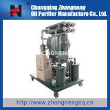 Máquina usada da purificação altamente - vácuo eficiente do transformador/petróleo da isolação