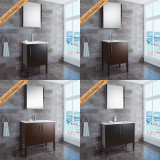 Lusso Fed-1296 24 vanità moderne della stanza da bagno del dispersore di ceramica di Cupc di pollice