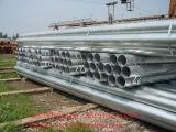 Tubulação de aço Pre-Galvanizada redonda estrutural do carbono