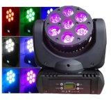 Osram LED 1에서 이동하는 맨 위 단계 빛 12W 7PCS 4