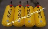 Sacos de água do teste do peso para o barco salva-vidas