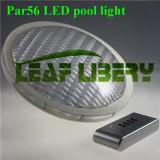 la charca de 54W LED enciende luces subacuáticas de 54W RGB PAR56 12V de la piscina de la luz LED de las luces subacuáticas de la piscina