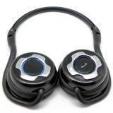 Стерео беспроволочные наушники шлемофона Bluetooth для поддержки MP3 мобильного телефона
