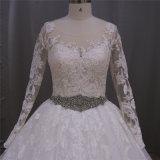 A - линия Bridal плетение платья отбортовывая орденскую ленту