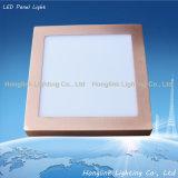 свет панели квадрата СИД 6W 12W 15W алюминиевый для потолка дома