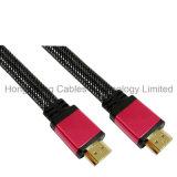 De calidad superior 15m 50FT chapado en oro conexión de cable HDMI V2.0 V1.4 2160p HD para televisión de alta definición