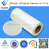 3D Transparent Thermal Laminating Film mit Various Patterns