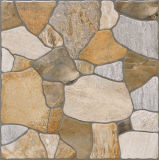Diseño Mosaico 400 * 400 mm del suelo de azulejo rústico (AJ49000 / 49001/49002/49003)