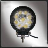 """4 """" luz de trabajo del alimentador del LED LED carro 27W ligero caliente con la viga de la inundación del punto"""