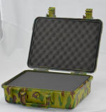Wheels를 가진 단단한 ABS Plastic Case IP67 Plastic Tool Case