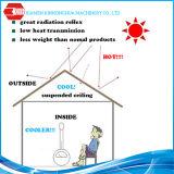 10 Años de Garantía Vida Servicio lámina de aislamiento térmico en color acero de techo PPGI PPGL CGCL