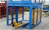 Type hydraulique machine de haute performance de fabrication de brique complètement automatique de cendres volantes de large échelle de Qt12-15D