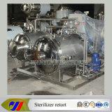 Storta di vetro inscatolata dello sterilizzatore del vaso dello sterilizzatore dei pesci