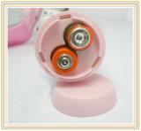 Mini ventilador a pilhas do USB do ventilador do AAA para o presente da promoção (ID365B)