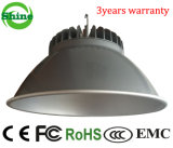 세륨 RoHS 승인되는 150W LED 창고 산업 높은 만 빛 LED 낮은 만 빛