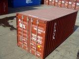 Serviço de transporte de mercadorias de importação e exportação