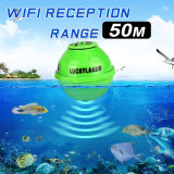 Sonar sin hilos Fishfinder-FF916 de WiFi