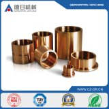Machineのための精密Copper Bushing Copper Sleeve