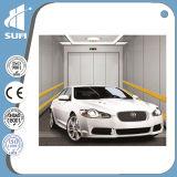 Elevatore dell'automobile di velocità 0.5m/S con la baracca d'acciaio verniciata