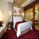 Het Chinese Professionele Commerciële Vastgestelde Meubilair van de Slaapkamer van het Hotel