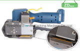 휴대용 배터리 전원을 사용하는 견장을 다는 기계 (Z323)